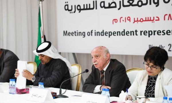 اختلاف میان مخالفان سوری، استعفای 15 عضو وابسته به سعودی ها