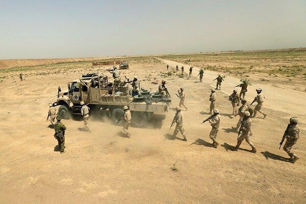 ارتش عراق 2 عنصر تکفیری داعش را شناسایی و بازداشت کرد