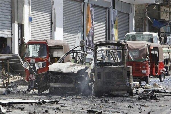 وقوع انفجار در نزدیکی کاخ ریاست جمهوری در سومالی