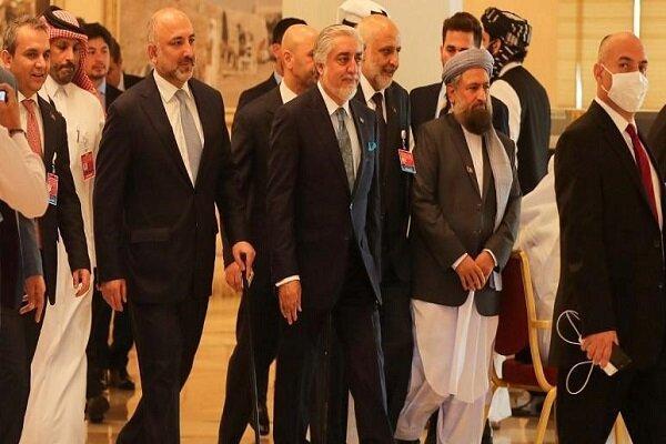 مذاکرات نمایندگان دولت افغانستان و طالبان ازسر گرفته شد