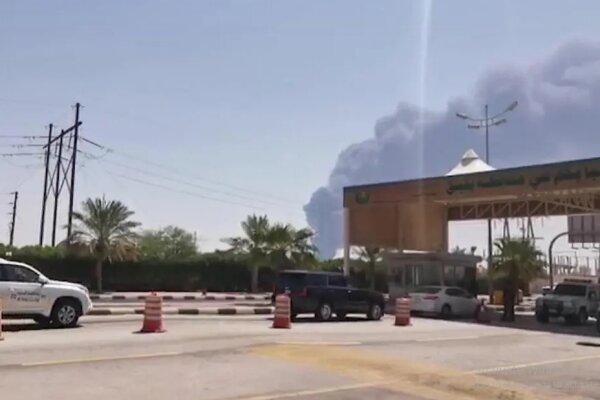 وقوع انفجار در شهر ظهران عربستان