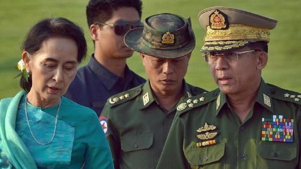 دور جدید تحریم های آمریکا علیه میانمار