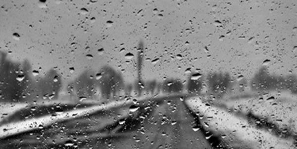 نفوذ سامانه بارشی به آسمان تهران، وزش باد شدید در راه است