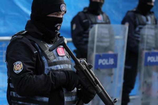 وزیر کشور ترکیه از خنثی شدن یک حمله عظیم تروریستی اطلاع داد