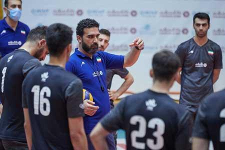 اسامی ملی پوشان والیبال برای لیگ ملت های 2021 اعلام شد