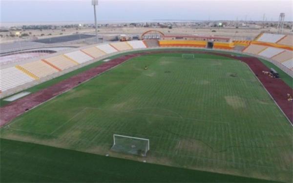 استادیوم یک بازی از هفته 24 لیگ یک ایران تغییر کرد