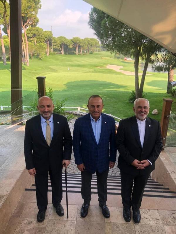 نشست سه جانبه ایران،ترکیه و افغانستان آغاز شد