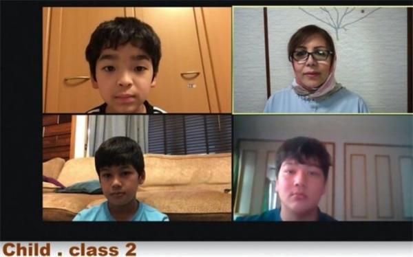 راه اندازی آموزش مجازی زبان فارسی ویژه بچه ها و نوجوانان در ژاپن