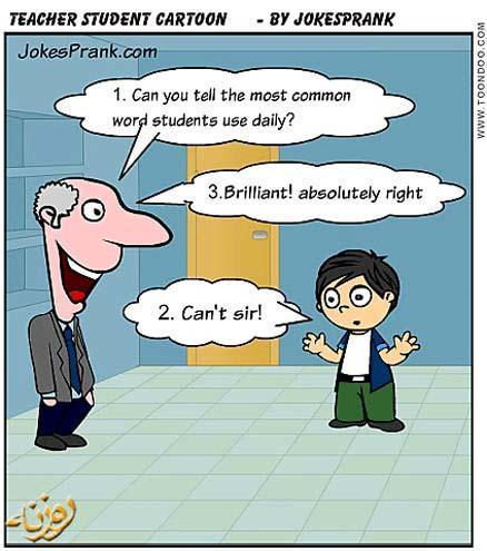 حق این دانش آموز صفر است یا بیست؟!