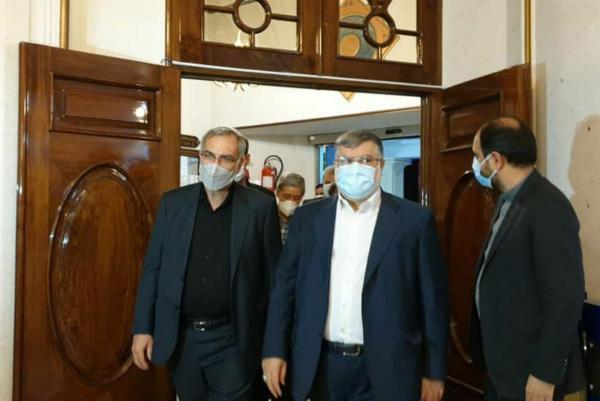 سفر وزیر بهداشت به مشهد