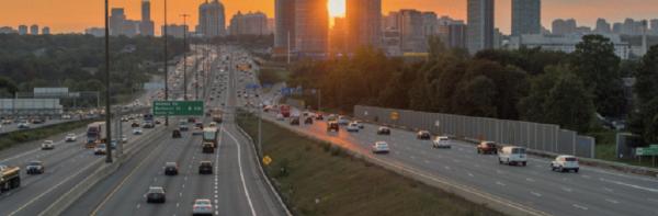 ویزای کانادا: محدودیت سرعت تازه در بزرگراه های سری 400 در انتاریو