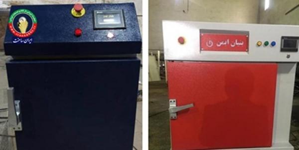 محققان شرکتی دانش بنیان پیروز به ساخت دستگاه ضدعفونی کننده سطوح کاغذی شدند