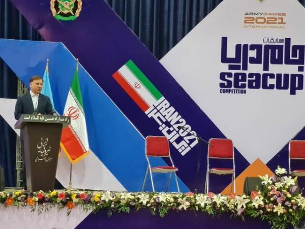 افزایش صلح و دوستی در خزر راهبرد استراتژیک جمهوری اسلامی ایران است