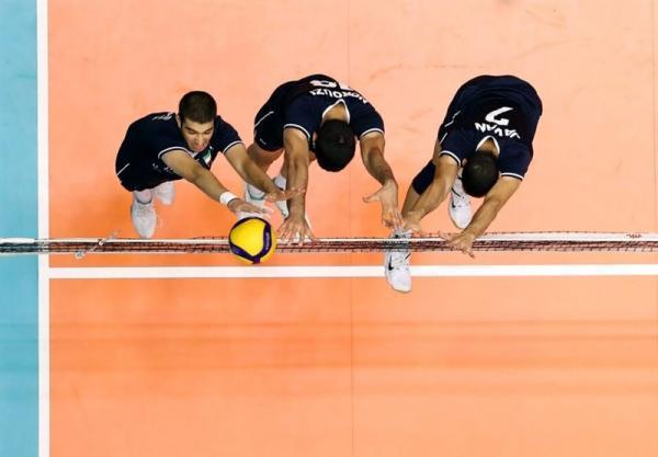 والیبال جوانان جهان، بلژیک؛ نخستین حریف ایران