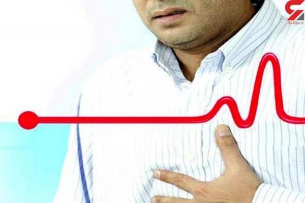 درد قفسه سینه ناشی از استرس و اضطراب